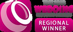 The Wedding Industry Awards Regional Winner 2018 | Amanda White Bridal Hair & Make Up Surrey