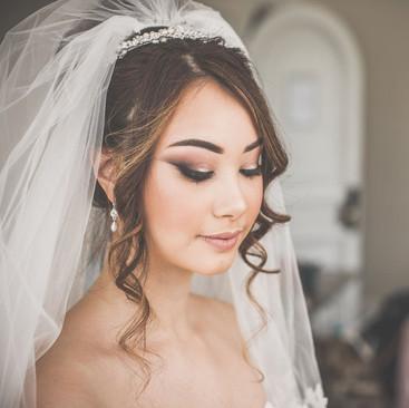 Wedding Eye Makeup Looks | Amanda White Makeup Professionals.