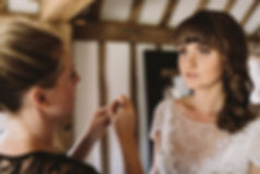 Hampshire Makeup Artist & Hairstylist | Amanda White Wedding Hair and Makeup Professionals
