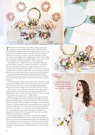 Amanda White Hair & Make Up Featured in Perfect Wedding Magazine