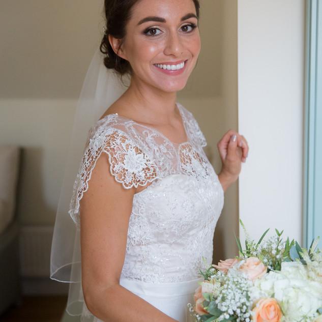 Enhancing Makeup for Your Wedding | Amanda White