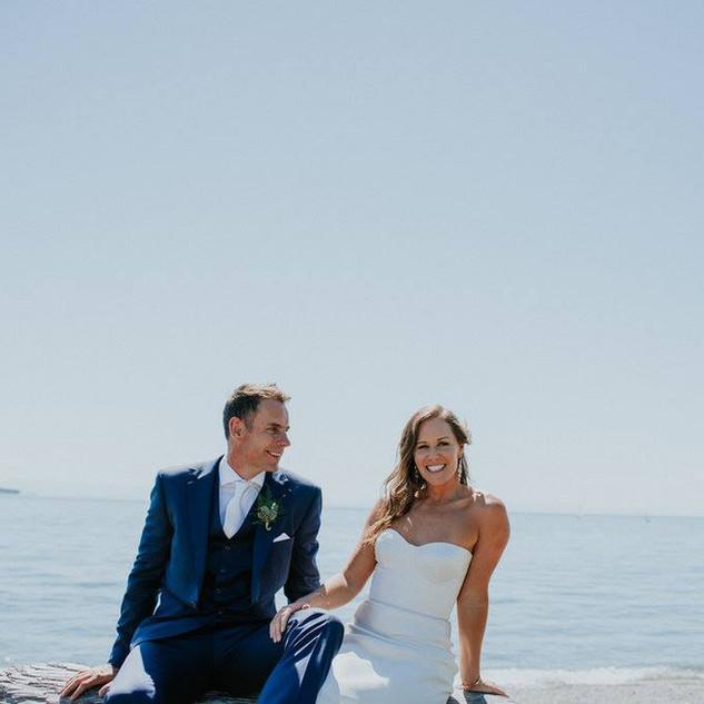 Beach Wedding Ideas | Beachy Hair and Makeup Ideas | Amanda White