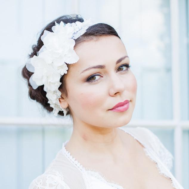 London hair and makeup artist   Amanda White