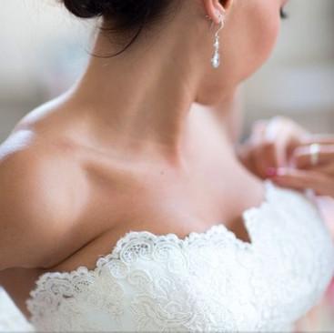 Elegant Wedding Hair-up | Surrey Hairstylist Team| Amanda White