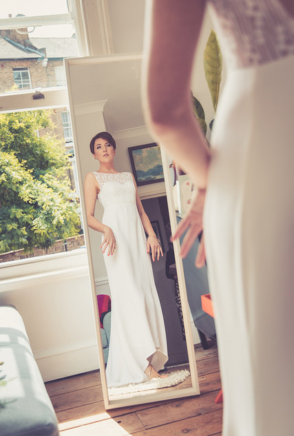 Bridal Gown Beauty | Bridal Hair and Makeup | Amanda White.