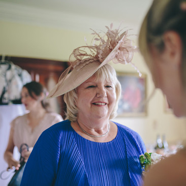 Mother of The Bride Hairstyle Ideas | Amanda White Hair and Makeup Services.