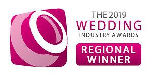 The Wedding Industry Awards Regional Winner 2019 | Amanda White Bridal Hair & Make Up Surrey