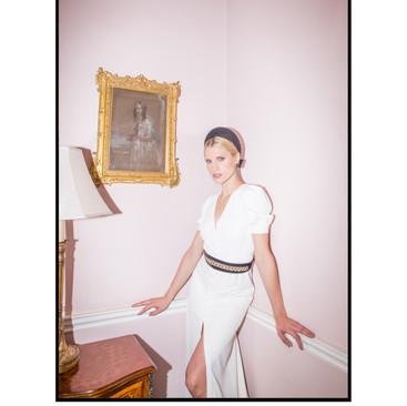 British Bride Style Ideas | Stylish Weddings Oxford | Amanda White.