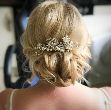 Wedding Hair up Hairstyles | Surrey Hairstylist | Amanda White