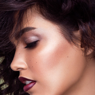 Winter Wedding Makeup Inspiration | Amanda White Hair and Makeup Professionals