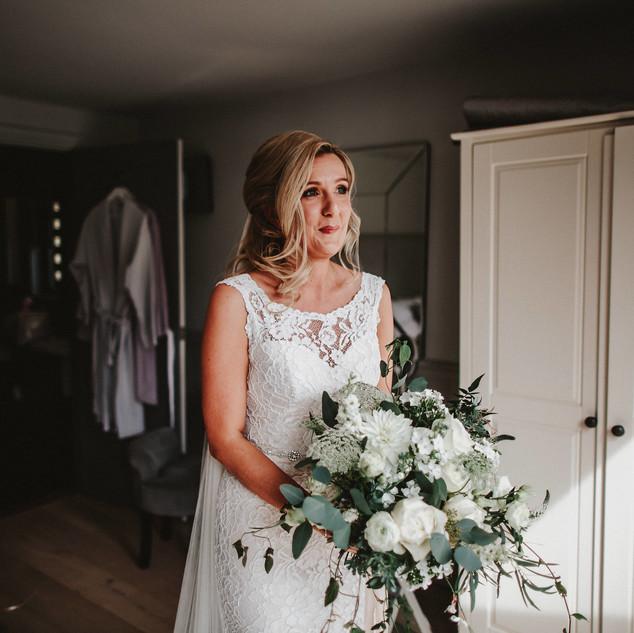 Bridal Portrait | Professional Makeup Artist based in Surrey | Amanda White