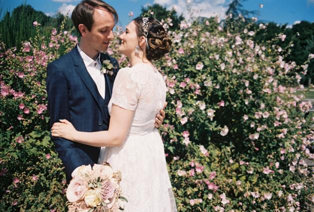Knotted Braid Wedding Hair | London Hairstyling | Amanda White