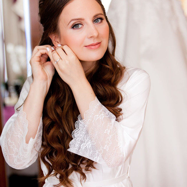 Sultry Makeup For Your Wedding Day | Makeup Artist Team Based in Kent.