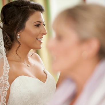 Stunning Bridal Hair and Makeup | By Amanda White Hair and Makeup Professionals