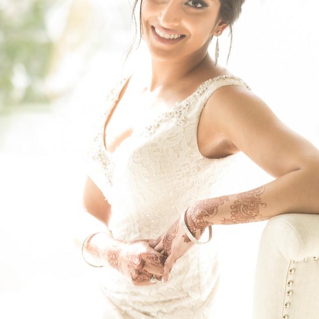 Beautiful Bridal Makeup | Professional Makeup Artist Oxford | Amanda White