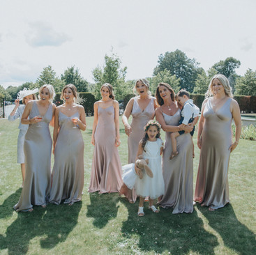 Cool Wedding Hair and Makeup | Surrey Hair and Makeup Artist Amanda White.