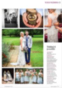 Amanda White Hair & Make Up Featured On Bride Magazine Online