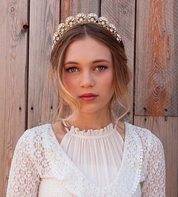 Glamourous Boho Bridal Hair and Makeup | Kent Wedding Makeup Artist | Amanda White