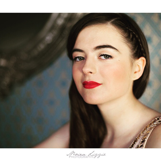 Gorgeously Glowing Makeup | Kent Makeup Professionals| Amanda White