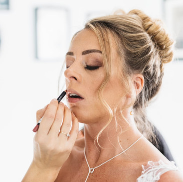 Professional Makeup Application by Amanda White and Team| Oxford based Professional Hair and Makeup Artists.
