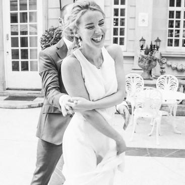Relaxed Bridal Hair and Makeup | Amanda White