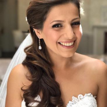 Ponytail Wedding Ideas | Amanda White hairstyling professionals.