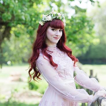Garden Wedding Makeup Ideas | Amanda White