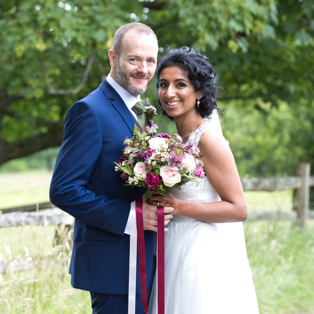 Bridal Portrait | Professional Makeup Artist based in Hertfordshire | Amanda White