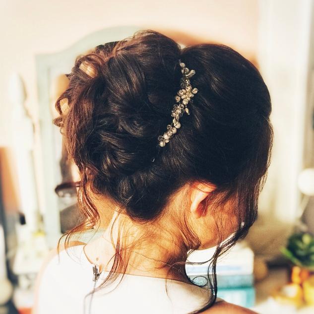Modern Hair Up Ideas | Professional Hairstylist Amanda White