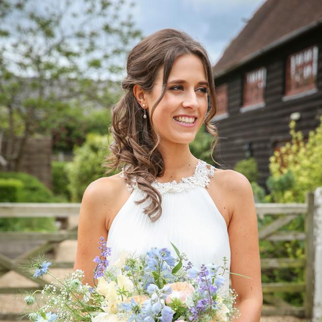 Side Ponytail Hairstyle| Surrey Hairstylist | Amanda White