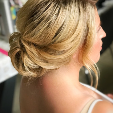 Twisted Hair Up Ideas For Your Wedding Day | London Hairstylist Amanda White