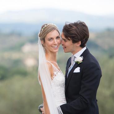 Italian Wedding Hair and Makeup | Amanda White Hair and Makeup Services.