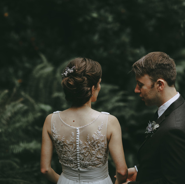Forest Wedding | Whimsical Hair and Makeup| Amanda White Hair and Makeup Services