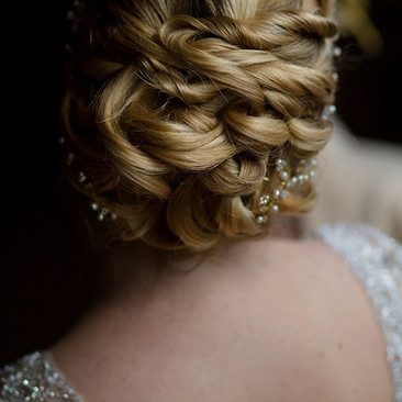 Bridal Hairstyling for Weddings in Surrey and the Home Counties | Amanda White