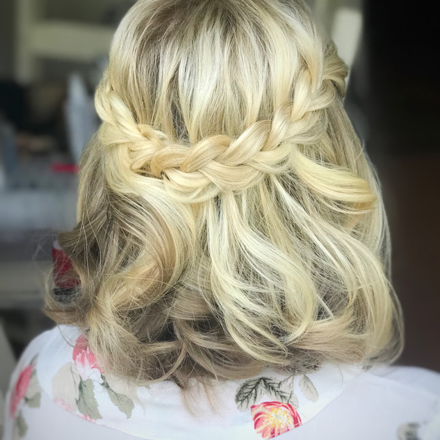 Twisted Hair Up Ideas For Your Wedding Day | Hertfordshire Hairstylist Amanda White
