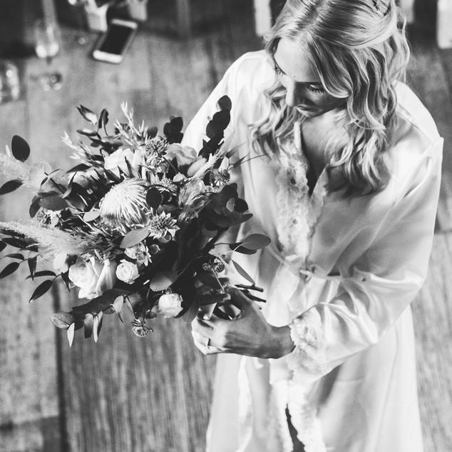 Bridal Beauty for the Natural Bride | Natural Hair and Makeup | Amanda White