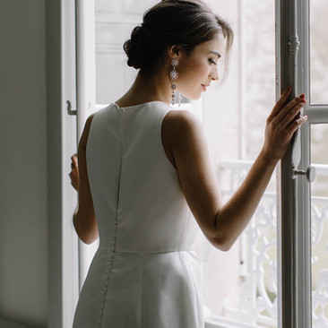 Classy Hair-Up For Wedding Day | Amanda White Hair and Makeup Professionals.