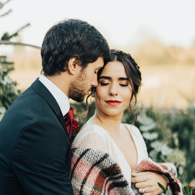 Loosley Swept Bridal Hair-Up | Surrey Wedding Hair and Makeup Artists | Amanda White