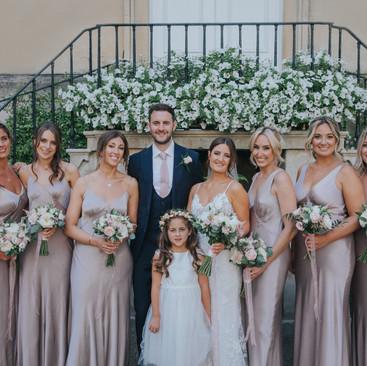 Family Wedding Style Ideas | Bridal Hair and Makeup | Amanda White