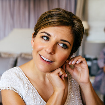 Natural Bridal Makeup for Your Wedding Day | By Amanda and her Team.