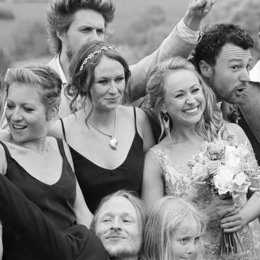 Relaxed Wedding Photos | Hair and Makeup Artist Amanda White.
