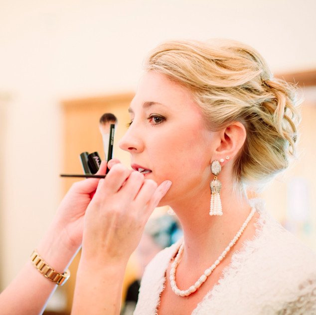 Expert Makeup Artist for Your Wedding| Amanda White Hair and Makeup Professionals