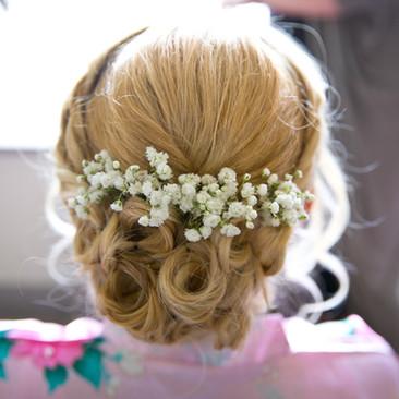 Whimsical Hair Up Ideas  Surrey based Hairstylists  Amanda White and Team