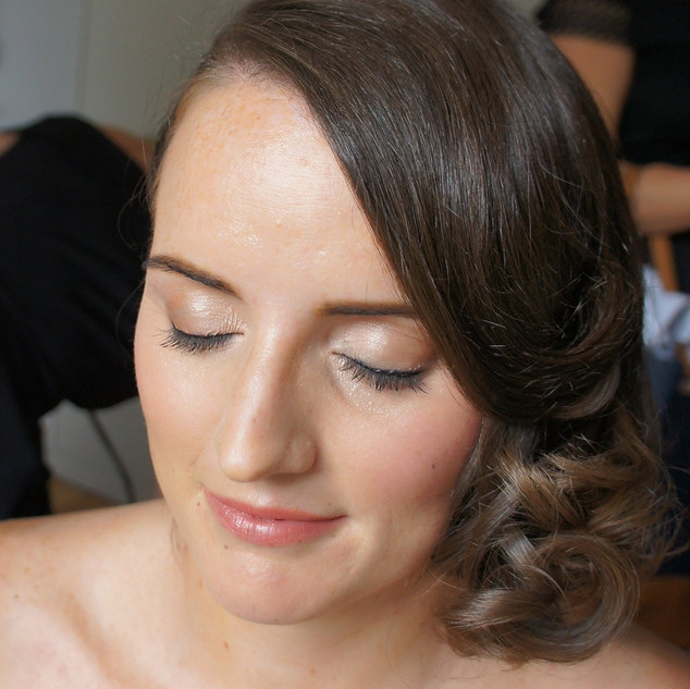 Soft Makeup Application | Wedding Makeup Artist Amanda White.