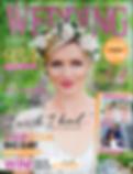 Amanda White Hair & Make Up Featured Wedding Magazine