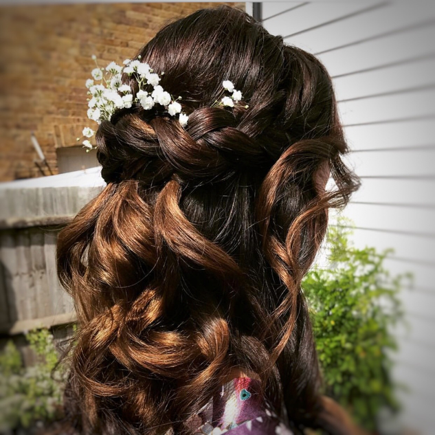 Low Key Hairstyles For Brides to Be | Bridal Hairstyles| Amanda White