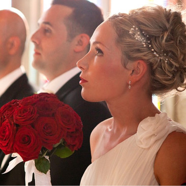 Gorgeous Hair and Makeup for your Wedding Day | Bridal Hair and Makeup | Amanda White