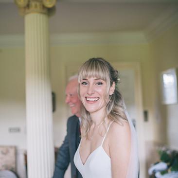Relaxed Wedding Makeup | Amanda White Makeup Professionals.