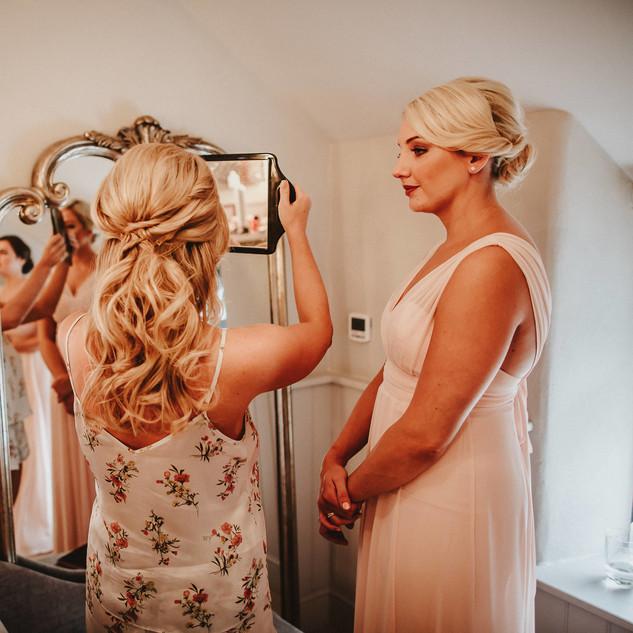 Bridal Portrait | Professional Makeup Artist based in Kent | Amanda White