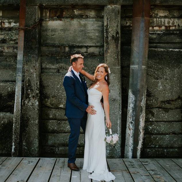 Outdoor Wedding | Bridal Hairstyling| Amanda White